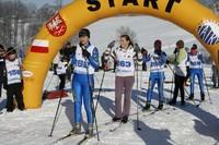 Zawody w biegach narciarskich Szkół Podstawowych i Gimnazjów