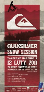 Quiksilver Snow Session