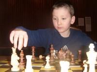 Młodzi szachiści z Krościenka biorą udział w turnieju w Limanowej