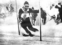 Andrzej Bachleda Ałuś - MŚ FIS Val Gardena 1970