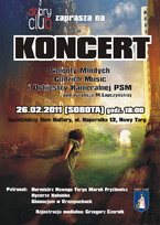 Koncert Golgoty Młodych