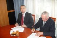 Umowa na przebudowę drogi Ludźmierz-Klikuszowa podpisana