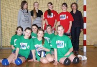Gimnazjada Ośrodka Sportowego Szczawnica w Piłce Siatkowej Dziewcząt