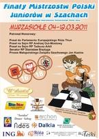 Finały Mistrzostw Polski Juniorów w szachach