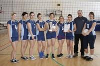 Mistrzostwa Gminy Czarny Dunajec w Piłce Siatkowej szkół gimnazjalnych