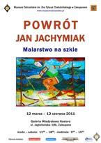 """Jan Jachymiak """"Powrót"""""""