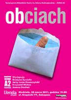 """Obciach"" w Literatka art pub"
