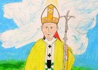 Jan Paweł II w oczach dziecka