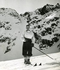 Zofia Stopka-Olesiak, fot. ze zbiorów Zofii Forteckiej