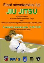 Finał Nowotarskiej Ligi Jiu-Jitsu