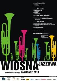 Wiosna Jazzowa Zakopane 2011 już wkrótce...