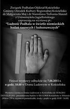 Ludność Podhala w świetle niemieckich badań rasowych i ludoznawczych