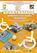 IX Spartakiada Integracyjna Dzieci i Młodzieży
