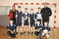 Halowy Turniej Piłki Nożnej o Mistrzostwo Gminy Czarny Dunajec