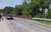 Ogłoszono przetarg na most na Rabie w Rabce-Zdroju