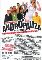 """""""Andropauza"""" męska rzecz, czyli zdecydowana odpowiedź na klimakterium"""
