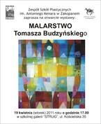 Malarstwo Tomasza Budzyńskiego