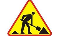 Okresowe zamknięcia ruchu samochodowego na drodze Piekielnik-Pieniążkowice