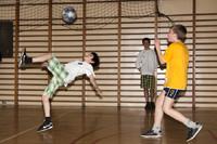 Turniej piłkarski i służba ZHR