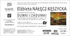 """Elżbieta Nałęcz - Kęszycka """"Dumki i zadumki"""""""