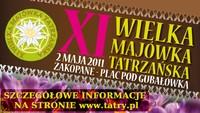 XI Wielka Majówka Tatrzańska