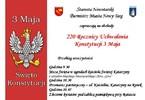 220 Rocznica Uchwalenia Konstytucji 3 Maja