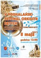 V Podhalański Festiwal Orkiestr Dętych