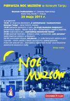 Pierwsza Noc Muzeów w Nowym Targu