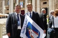 Nowotarska delegacja w Watykanie