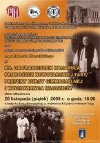 Ks. Dr Franciszek Karabuła – proboszcz i polityk
