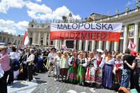 Góralska pielgrzymka na beatyfikację Jana Pawła II