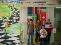 Zwycięstwo Zygmunta Soliwody w Międzynarodowym Turnieju Szachowym w Gorlicach.