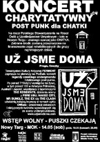 """Koncert """"UŽ JSME DOMA"""""""