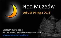Noc Muzeów w Muzeum Tatrzańskim
