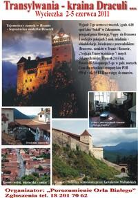 Transylwania - kraina Draculi
