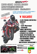Rozpoczęcie sezonu motorowego w Rabce-Zdroju