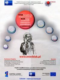 Interdyscyplinarny program blokowego nauczania przedmiotów matematyczno przyrodniczych w STO