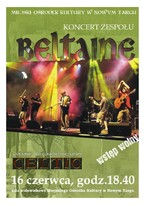 Koncert zespołu Beltaine