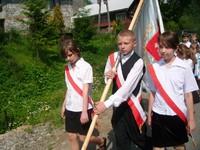 Sto lat szkoły w Krośnicy