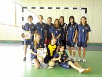 Gimnazjada w halowej piłce nożnej dziewcząt