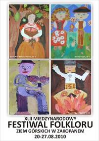 Konkurs na Dziecięcy Plakat Festiwalowy
