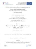 """Koncert muzyki polskiej i słowackiej """"Muzyka pod Tatrami"""""""