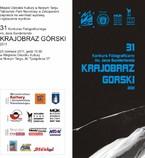 """XXXI Międzynarodowy Konkurs Fotograficzny im. Jana Sunderlanda """"Krajobraz Górski"""""""