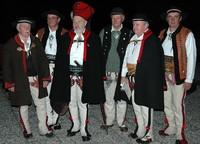 Na zdjęciu od lewej: Józef Pitoń, Andrzej Gut, Stanisław Hodorowicz, Andrzej Haniaczyk, Józef Koszarek, Marian Haniaczyk.