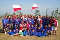 Młodzi piłkarze z Podhala na NRTH SEA TROPHY 2011 w Belgii