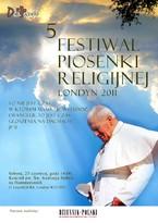 V Festiwal Piosenki Religijnej – Londyn 2011