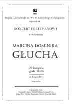 Koncert w Miejskiej Galerii Sztuki