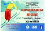 Nowotarski Sport w pierwszej połowie XX wieku
