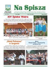 """""""Na Spiszu"""" - Pismo Związku Polskiego Spisza..."""
