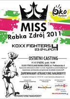 Eliminacje do konkursu Miss Rabka-Zdrój 2011